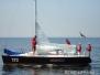Latvijas Jūras Burāšanas čempionāts-Kuiviži 2011
